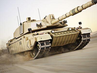 Jazda tankom-obrázok