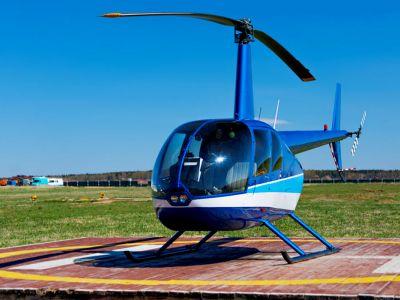 Lety vrtuľníkom a stíhačkou-obrázok