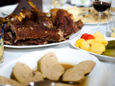 Tradičné jedlá-obrázok